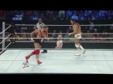 (WWEWM) WWE Friday Night Smackdown 06.06.2014 - Bo Dallas vs. Santino Marella