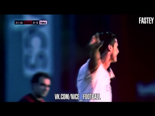 Cristiano Ronaldo perfect free kick | vk.com/nice_football