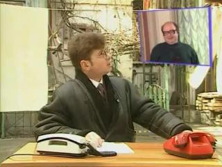 Джентльмен шоу 1994 г. Шутка о Крыме.