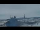Ukrainian Tank shelling Militias