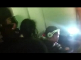 Skrillex, Caspa, Keith Flint (The Prodigy) - Warriors Dance Festival Belgrade backstage afterparty