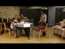 """""""ТРИ КРАСАВИЦЫ""""-момент репетиции.ТеатрЯБЛОКО,Раквере"""