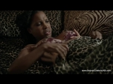 Nichole Bloom and Shanola Hampton nude scenes from Shameless (2015)