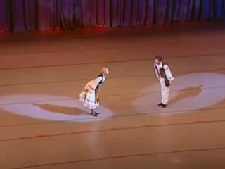 Ансамбль танца Сибири имени М.С. Годенко. Концерт 2014