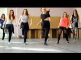 GROUP DANCEHALL/KONSHENS - GOD A MI DON/CHOREO MILA