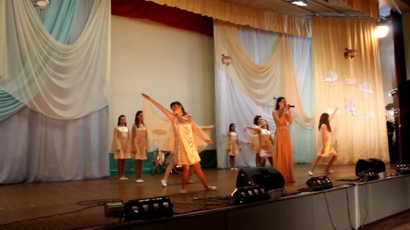 Мария Соколова и 5 класс Мама - ГДО 6.03.2015г