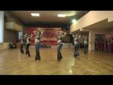 Танец Каирские Байкерши. Выступление на конкурсе