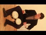 Андрей Копыльцов - соло на бонгах