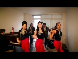 Postmodern Jukebox - Burn (Vintage 60s Girl Group Ellie Goulding Cover)