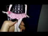 Monster High New Fashion Pack Draculaura Designs From Scaris Clawdeen's SketchBook