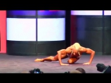 Mindi OBrien-2014 Physique Olympia