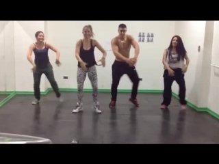 Travesura - Zumba® Fitness - Romy Sibel CHILE(1)
