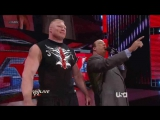 (WWEWM) WWE Monday Night RAW 13.05.2013 - Triple H & Brock Lesnar go face-to-face