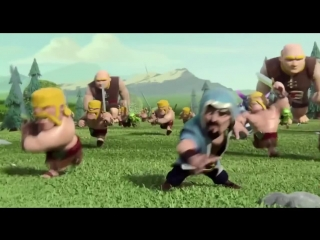 New Movie Clash of Clans full War Official 2015 Summer (TV Commercial - HD)