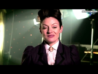 Did you miss her? Michelle Gomez returns to Doctor Who! (рус. саб.)