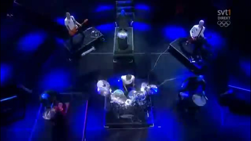 Blue Man Group - Drumbone (Live, 2008)