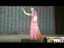 "Maria Borisenko Goddess of Spring"" fascinating belly dance and sweet sensualit"