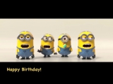 Happy Birthday To You! | Minions