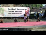 Pencak Silat Kartika Nusa - Pencak Malioboro Festival ke-3 2014