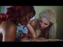 Georgie Lyall, Jasmine Webb & Danny D  [HD 720, Sex, Big Tits, Lesbian]