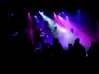 Black sun aeon (feat. janica lönn) - solitude @ dom, hellsinki 08.12.2011
