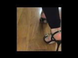 Женская техника аргентинского танго