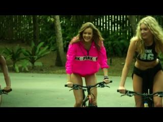 Behind The Victoria's Secret Swim Special: Biker Girls
