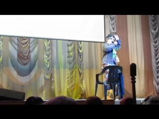 танец ведущей-Ichiharu 2015
