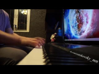 Beyonce - Crazy In Love (50 Shades of Grey) Piano Cover