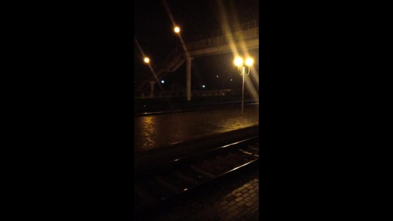 экспериментальный поезд ржд-бч