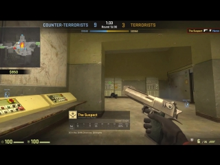 CS-GO - Hacks or Luck or Skill?