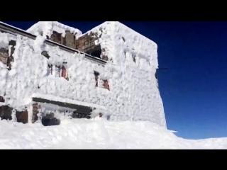 Зимний поход в Карпаты - Белый Слон