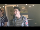 Sugar Maroon 5 - Sam Tsui Jason Pitts (Acoustic Cover)