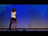 красивый эротический танец
