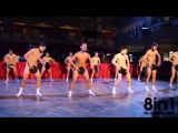 Голые студенты танцуют со шляпами, Чехия / Student dancing naked on Dj Ozma Drinkin Boys  / GJK 2015