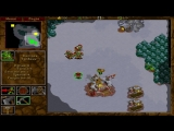Warcraft II: Tides of Darkness - Orcs Campaign Gameplay Mission #1