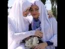 хиджабтагы кыз сулу