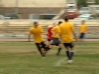 2. Футдаблбол - украинский футбол (Pakito). Игра двумя мячами
