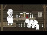 Серия 4 - Великий ватный мир или Философия ватников - Мультфильм Ирены Карпы