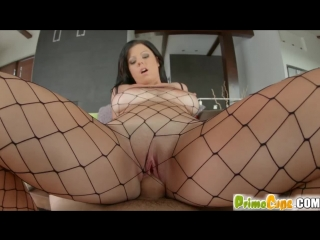 Prime Cups Claudia Hot gets her big titties creamed