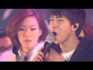 Lee Seung Gi - Losing my mind (OST Моя девушка Кумихо) Hope Concert 2010
