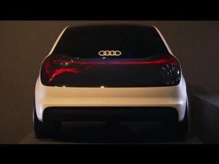 Концепт задних фонарей от AUDI год 2015