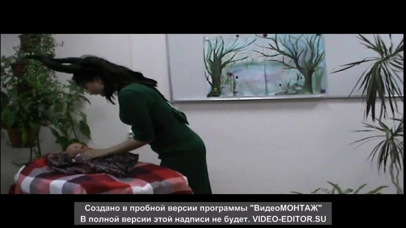 Группа Indigo представляет сценку Малифесента