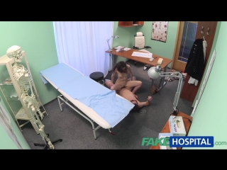 FakeHospital.com: Patient Returns For A Second Portion Of Doctors Cock (E114) (2015) HD