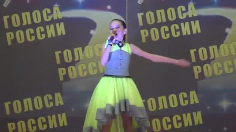 Даша Ким песня Летать муз.ОБражниковой,сл. О.Виор