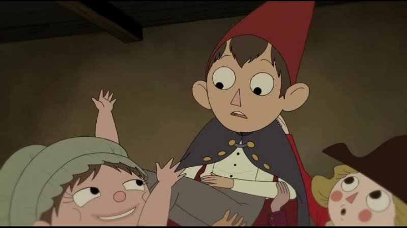 Watch over the garden wall episodes