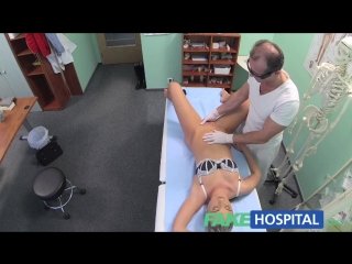 Hot blonde loves the doctors hard dick/hardcore doctor hospital nurse patient amateur voyeur spy cam pov reality