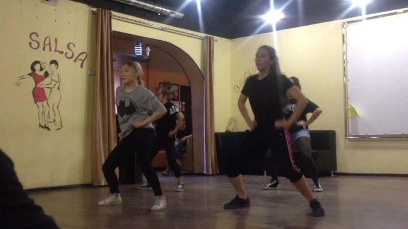 Choreography by Borkhon