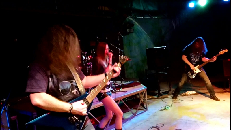 Tillen Avers Fuel 15 02 2015 Live at the Planetary Metallica cover