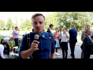 Добрый ведущий Александр Киселев
